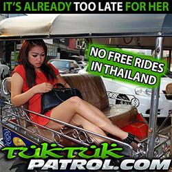 Tuk Tuk Patrol 3